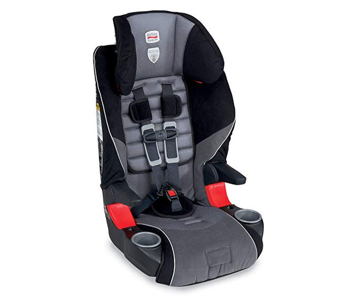 Britax Frontier 85 Combination Booster Infant Car Seat