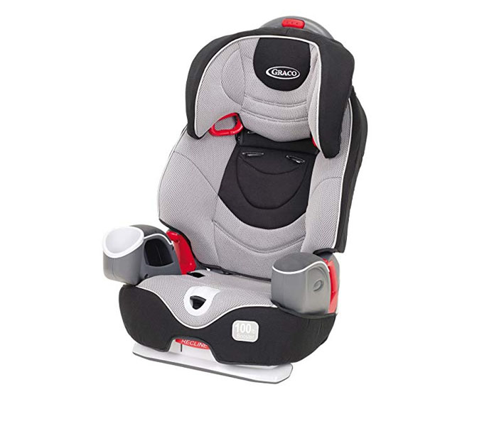 Graco Nautilus 3-in-1 Infant Car Seat