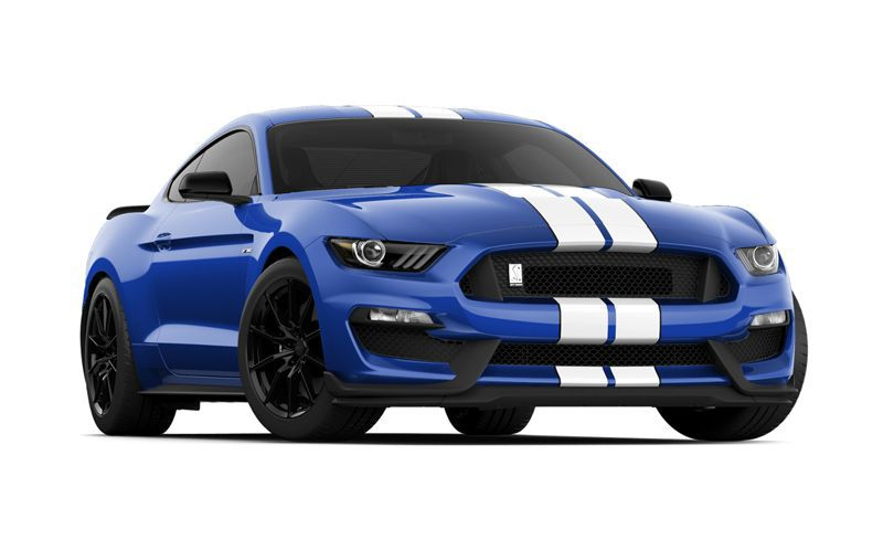 Ford Mustang Shelby GT350 / GT350R