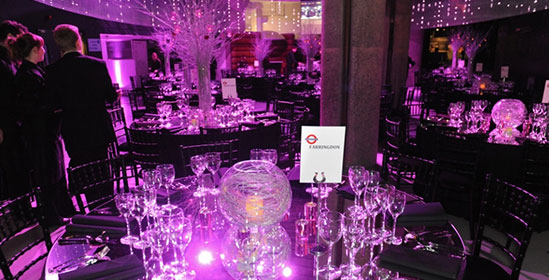 Table Hire For Corporate Events from Event Hire UK