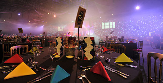Table Hire For Parties from Event Hire UK