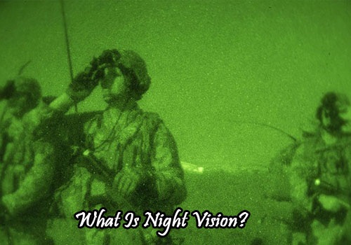what is night vision