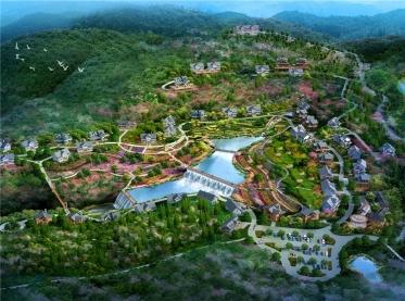 养老生态旅游规划设计
