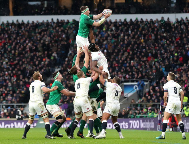 WATCH: Ireland's lineout selection will be key against Argentina - Toland