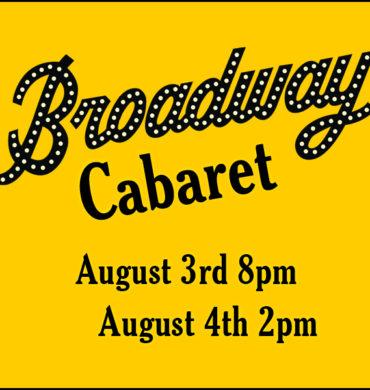 2018 Broadway Cabaret