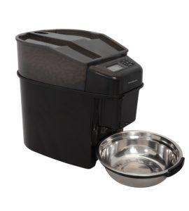 CanineStar Automatic Pet Feeder Pet Timer Food Dispenser with LCD Display
