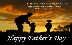 Happy Fathers Day Celebration