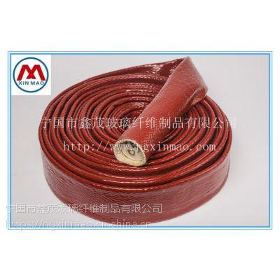 供应安徽地区热销耐高温防火套管 高温隔热套管批发