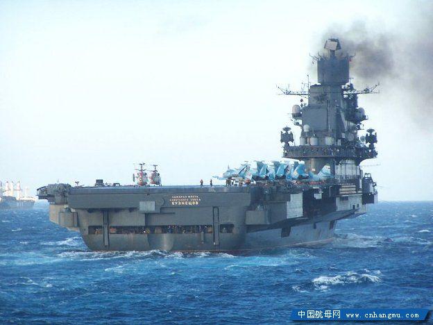 俄罗斯计划建造排水量在7万吨以上新航母
