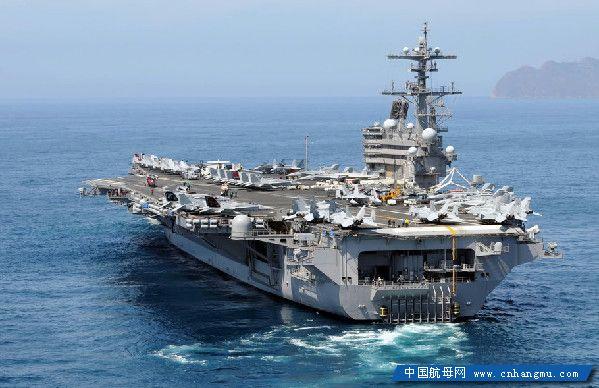 <a href='http://search.xinmin.cn/?q=尼米兹级航空母舰' target='_blank' class='keywordsSearch'>尼米兹级航空母舰</a> 乔治布什号
