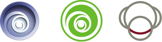 Pure CSS Logos