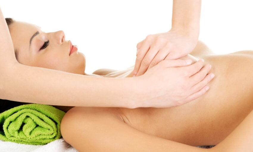 breast massage for breast care