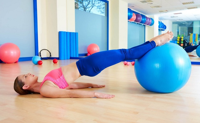 workout for breast care
