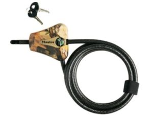Master Lock Python Treestand Lock Gifts for Hunters