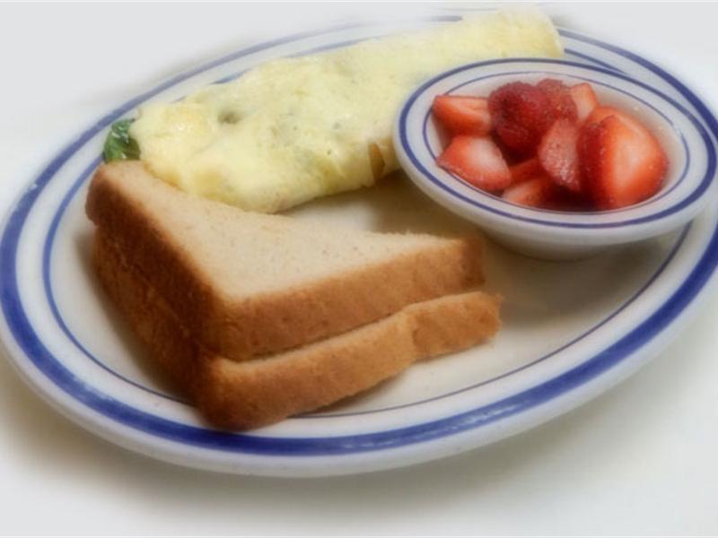 one-omlete-fruit