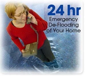 Palm Springs Water Damage