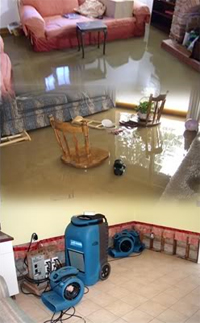Palm Springs Water Damage