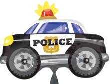 750 Polizeiauto
