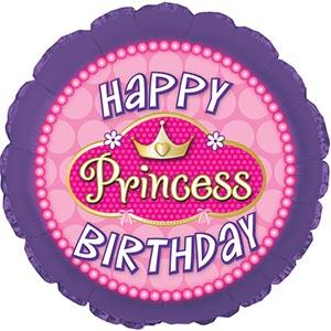 Happy Birthday Prinzessin