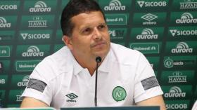Claudinei Oliveira atribui derrota ao desgaste físico da Chapecoense Sirli Freitas/Chapecoense