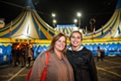 Cirque du Soleil returns to AT&T park with their current production Kurious: Cabinet of Curiosities. Photographs by Richard Haick.