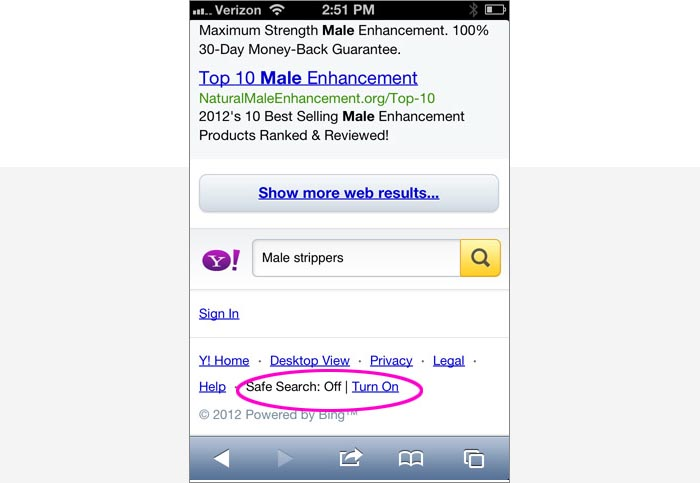 How-to-Filter-Adult-Sites-in-Yahoo-on-mobile
