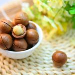 Macadamias are healthy nuts that are also important keto foods as they are high in healthy fats