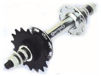 电动车专用轴飞一体轴皮(前轮驱动)