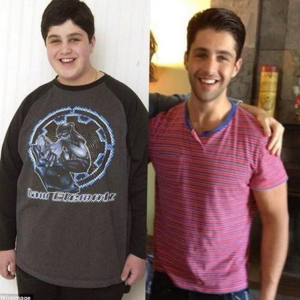 Josh Peck Weight Loss Story of Success