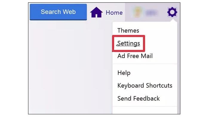 How To Create a Filter in Yahoo! Mail-settings