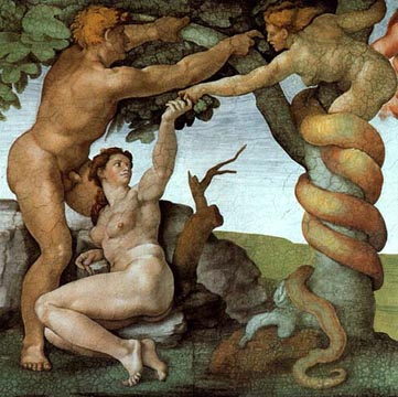 original sin garden of eden