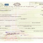 City council of nairobi business permit