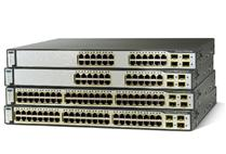 CISCO CATALYST WS-C3750X-12S-E