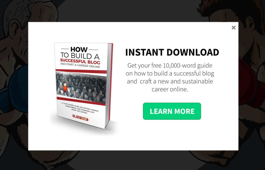 how to start a blog free download
