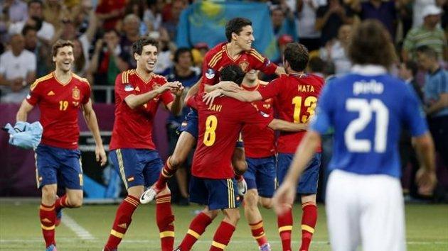 Spain Italy AP/LaPresse