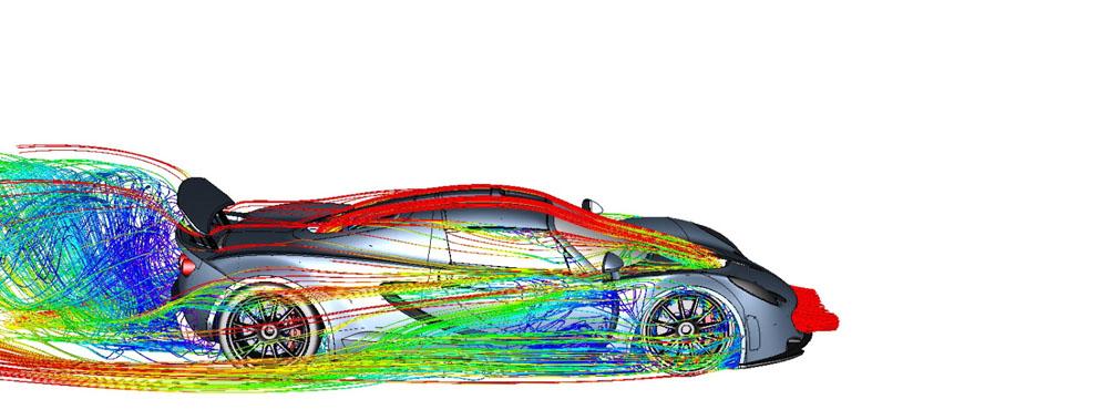 شبیه سازی دینامیک سیالات محاسباتی- CFD