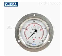 WIKA黄铜波登管压力表(耐震)213.53.100 轴向前带边 M20X1.5
