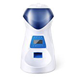 HoneyGuaridan A25 Automatic Pet Feeder with Voice Recorder and Timer Programmable