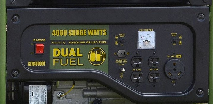 Sportsman GEN4000DF 4000 Watt Dual Fuel Generator Review Best Dual Fuel Generator Reviews, Sportsman Generator Reviews