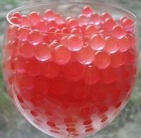 røde vandperler