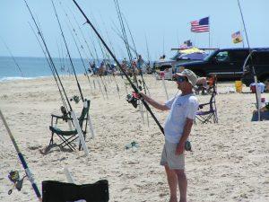 surf fishing pro