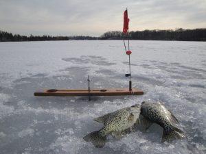Ice Fishing Basics and Safety, Ice fishing, how to ice fish