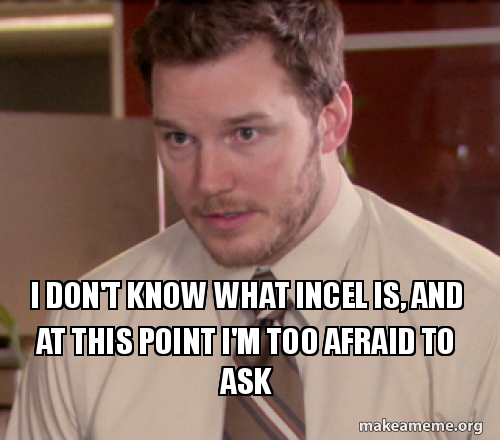 what is an incel