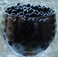 sorte vandperler