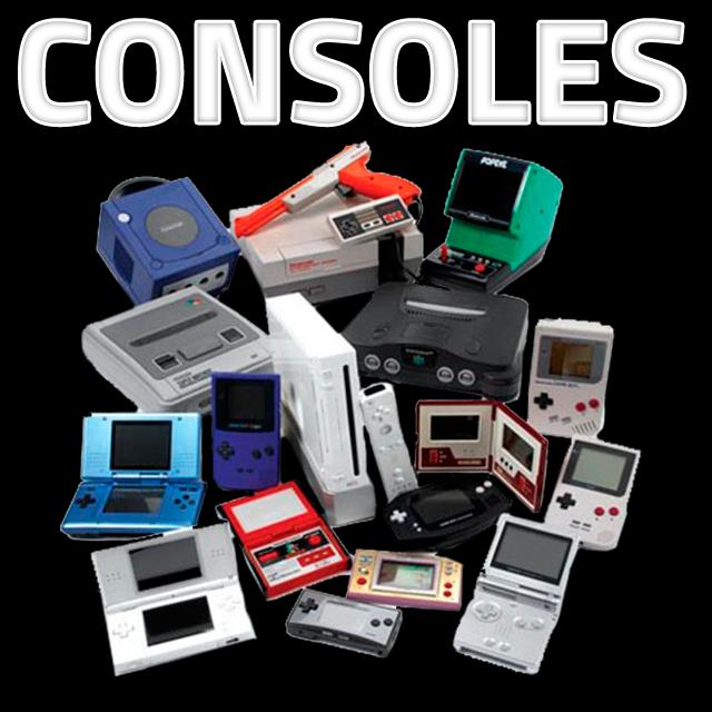 <b>Consoles</b>