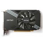 Placa de vídeo Nvidia Zotac GTX 1060 - 192bits/6gb GDDR5 - ZT-P10600A-10L
