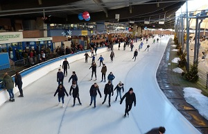 Schaatsbaan Deventer