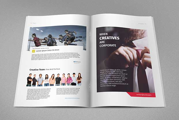 free-magazine-ad-template