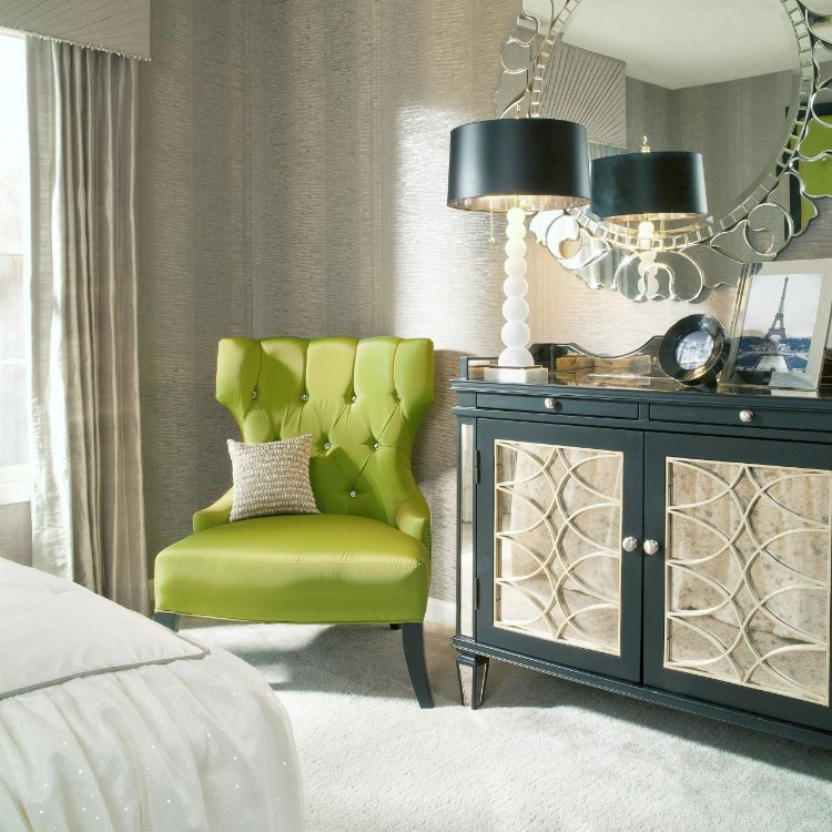 Color Meanings: The Perfect Decor Color that matches your Zodiac Sign - Curious and energetic, Sagittarius is one of the biggest travelers among all zodiac signs. Their open mind and philosophical view motivates them to seek the meaning of life.Bright and happy colors, like lime green, speak to the adventurous side of this sign.