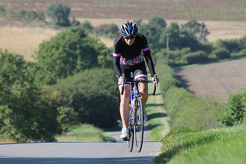 50 Classic Cycle Climbs: Yorkshire & Peak District - Yorkshire Wolds hill climb